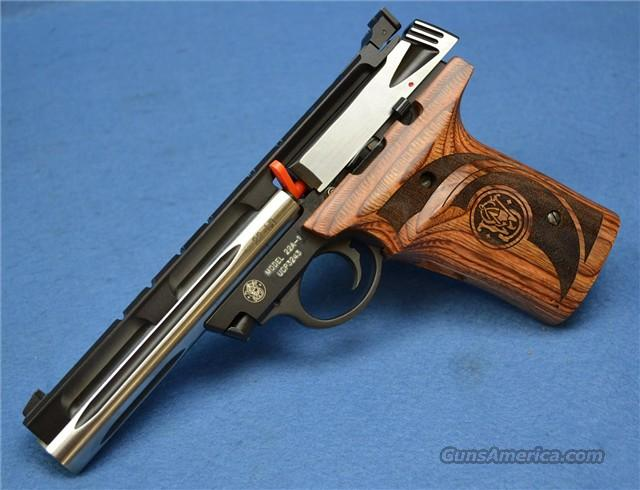 Ltd Edition S&W Smith & Wesson 22A DELUXE 22 LR  NEW!  Guns > Pistols > Smith & Wesson Pistols - Autos > .22 Autos