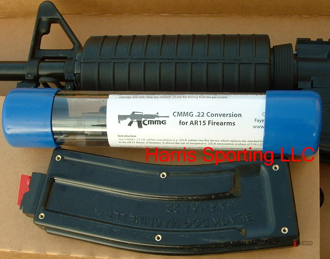 CMMG AR15 Conversion KIT   22 LR    NEW!  FREE Ship  Non-Guns > Gun Parts > M16-AR15