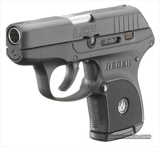 Ruger LCP 380 Auto   NEW!    Guns > Pistols > Ruger Semi-Auto Pistols > LCP