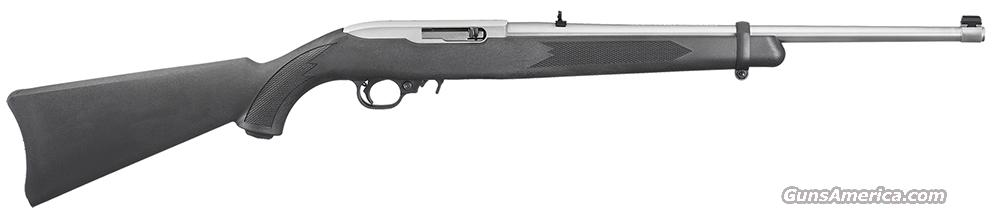 Ruger 10/22 Stainless Syn      22 LR    New!      LAYAWAY OPTION     1256  Guns > Rifles > Ruger Rifles > 10-22