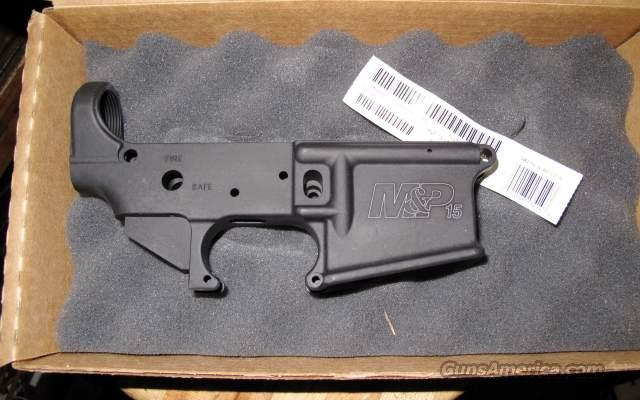 S&W AR15 Smith & Wesson M&P15 stripped lower AR 15 AR15 223 Rem.  NEW!  Guns > Rifles > Smith & Wesson Rifles