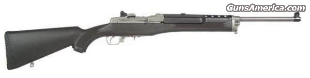 Ruger Mini-Thirty Stainless Syn 7.62X39    NEW!   Mini-30  Guns > Rifles > Ruger Rifles