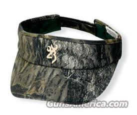 Browning Camo VISOR   NEW!   MONBU  Non-Guns > Logo & Clothing Merchandise