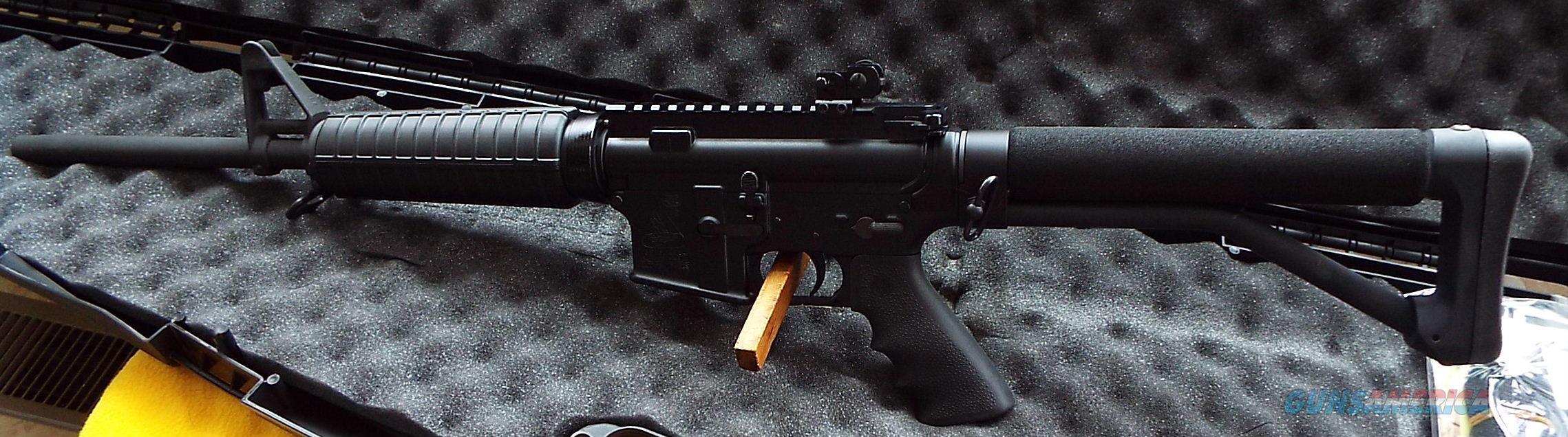 Bushmaster XM15-E2S AR15 Flat Top 223 / 5.56 NATO   New!    Guns > Rifles > Bushmaster Rifles > Complete Rifles