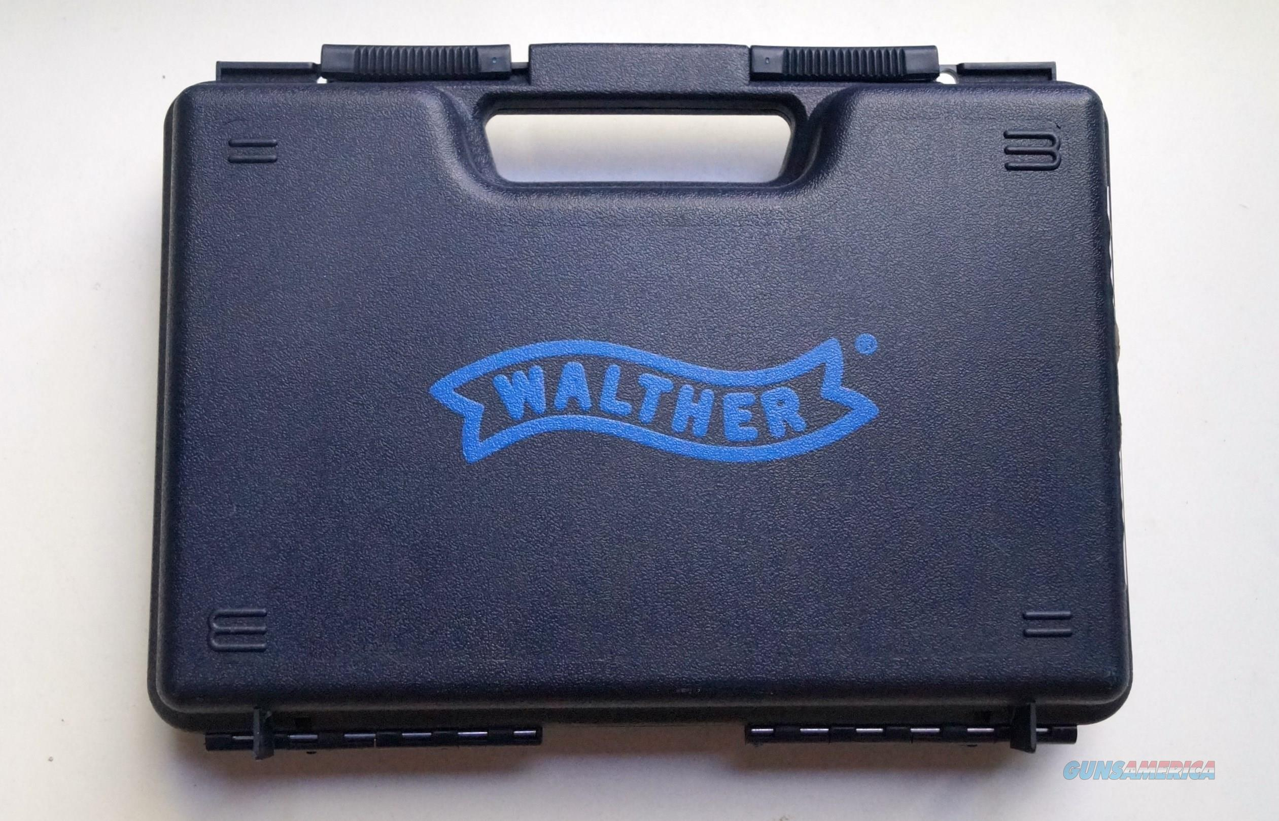 WALTHER PPS M2 LE EDITION WITH ORIGINAL BOX AND MANUALS  Guns > Pistols > Walther Pistols > Post WWII > PPS