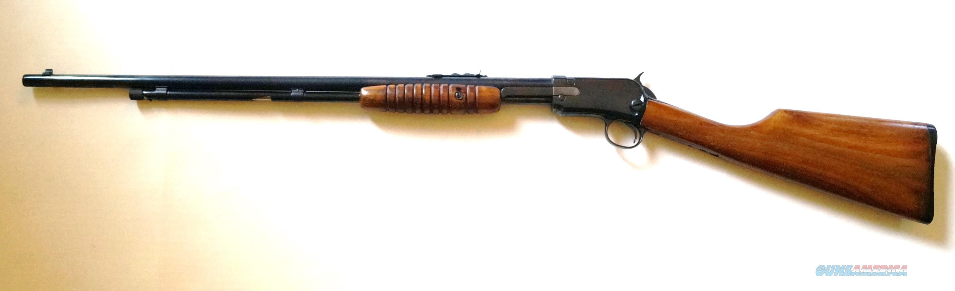 WINCHESTER MODEL 62, GALERY MODEL, .22 SHORT, TAKE DOWN MODEL  Guns > Rifles > Winchester Rifles - Modern Pump