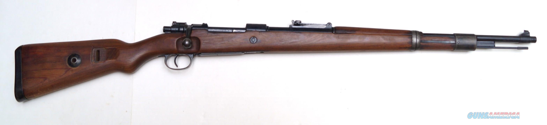 MAUSER K98k (KARBINE) 1942 BYF 42  Guns > Rifles > Mauser Rifles > German