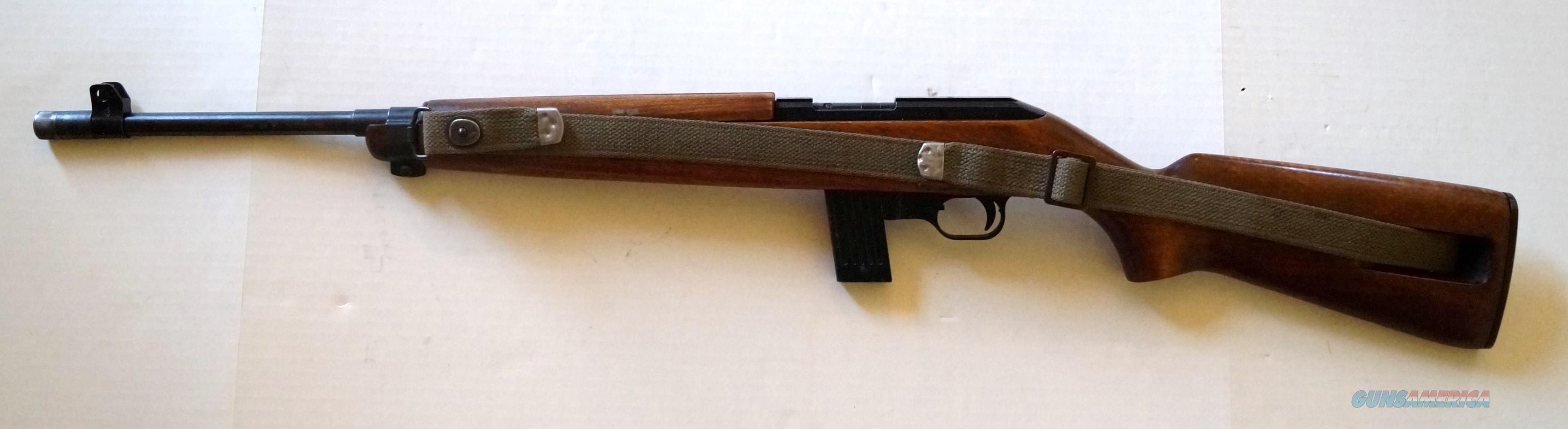 ERMA WERKE EM-1 CARBINE  Guns > Rifles > Erma/Erma Werke