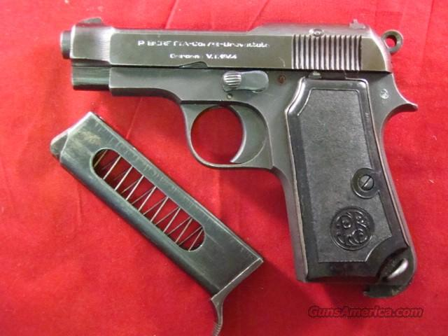 1935 BERETTA / NAZI MARKED RIG  Guns > Pistols > Beretta Pistols > Rare & Collectible