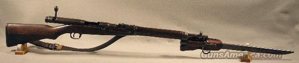 NAGOYA ARSENAL JAPANESE TYPE 38 CARBINE / ALL MATCHING  Guns > Rifles > Military Misc. Rifles Non-US > Other