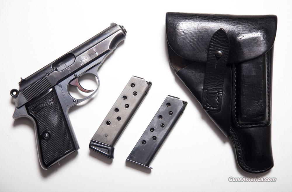 WALTHER PP / NAZI  ARMY  / RIG  Guns > Pistols > Walther Pistols > Pre-1945 > PP