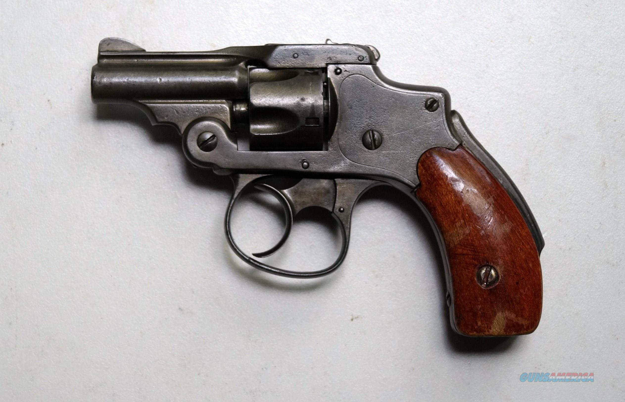 SMITH & WESSON NEW DEPARTURE MODEL - 1ST ISSUE - ANTIQUE  Guns > Pistols > Smith & Wesson Revolvers > Pre-1899