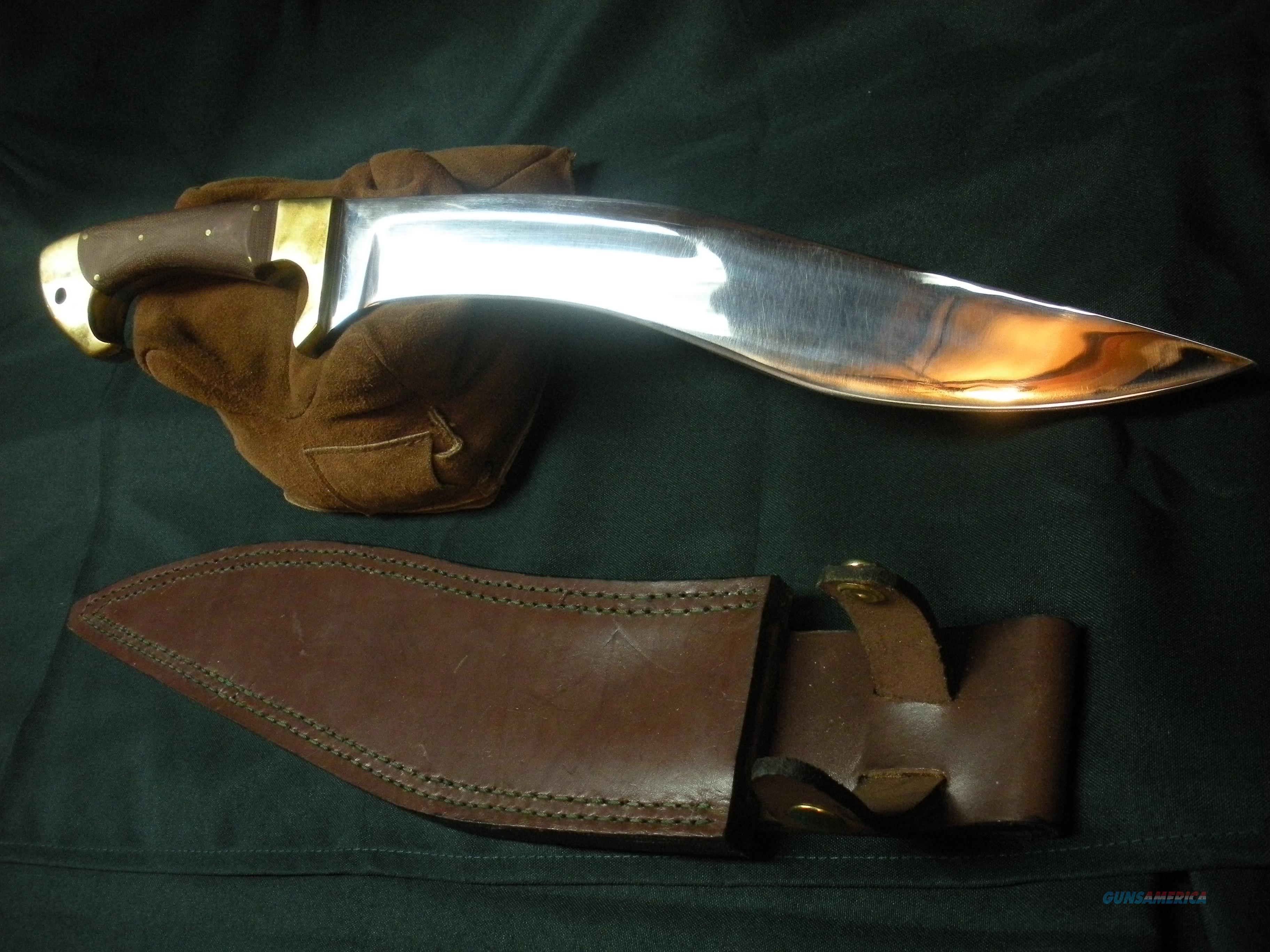 """Falcata / Kopas 12 1/2"""" Blade  Non-Guns > Knives/Swords > Swords > Hand Made"""