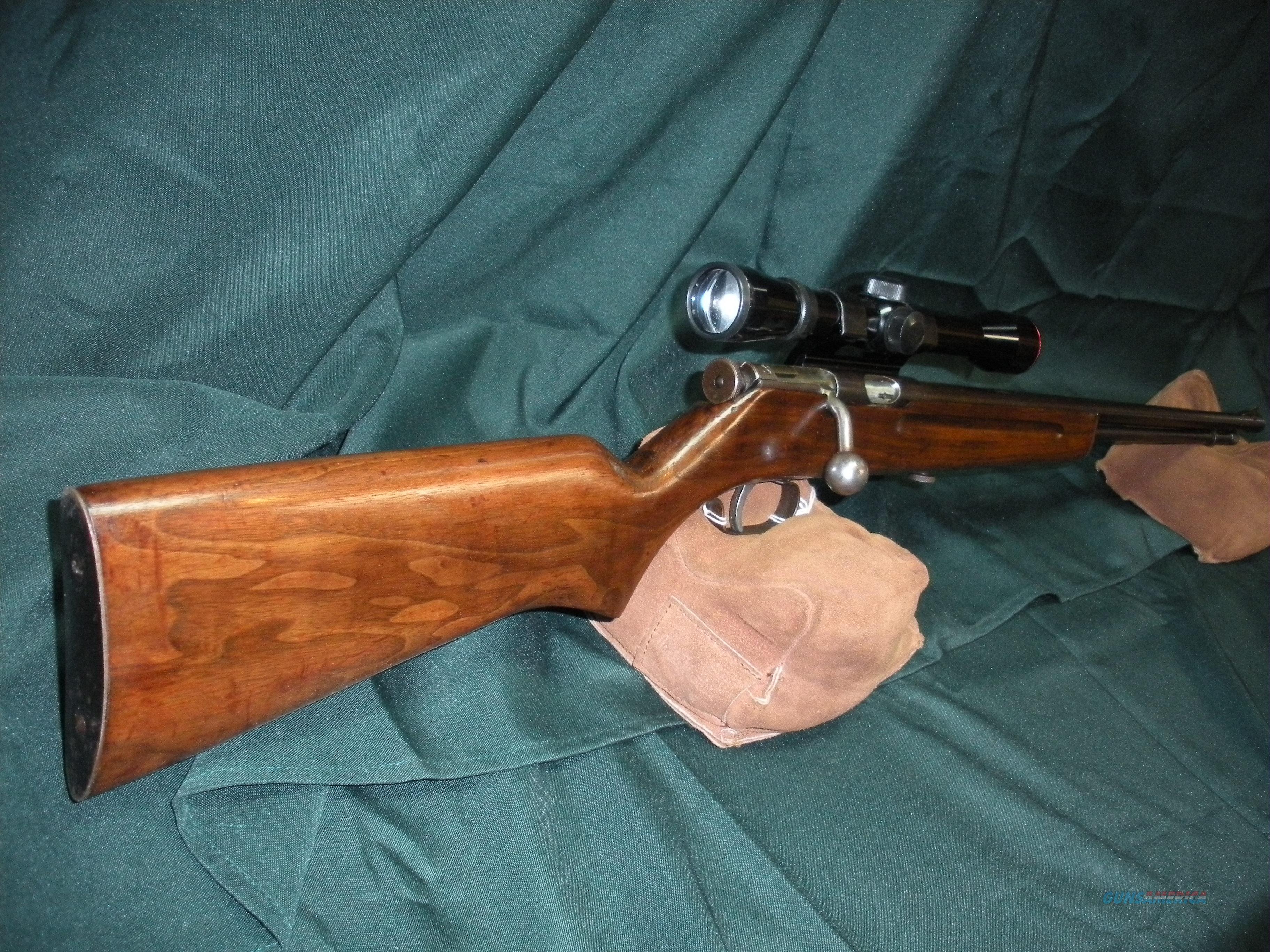 Wards Westernfield M31-A  22lr  Guns > Rifles > W Misc Rifles