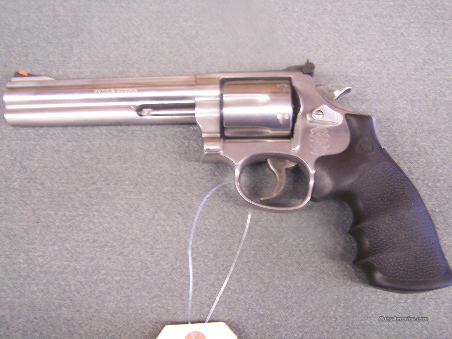 Smith & Wesson 686-5  Guns > Pistols > Smith & Wesson Revolvers > Full Frame Revolver