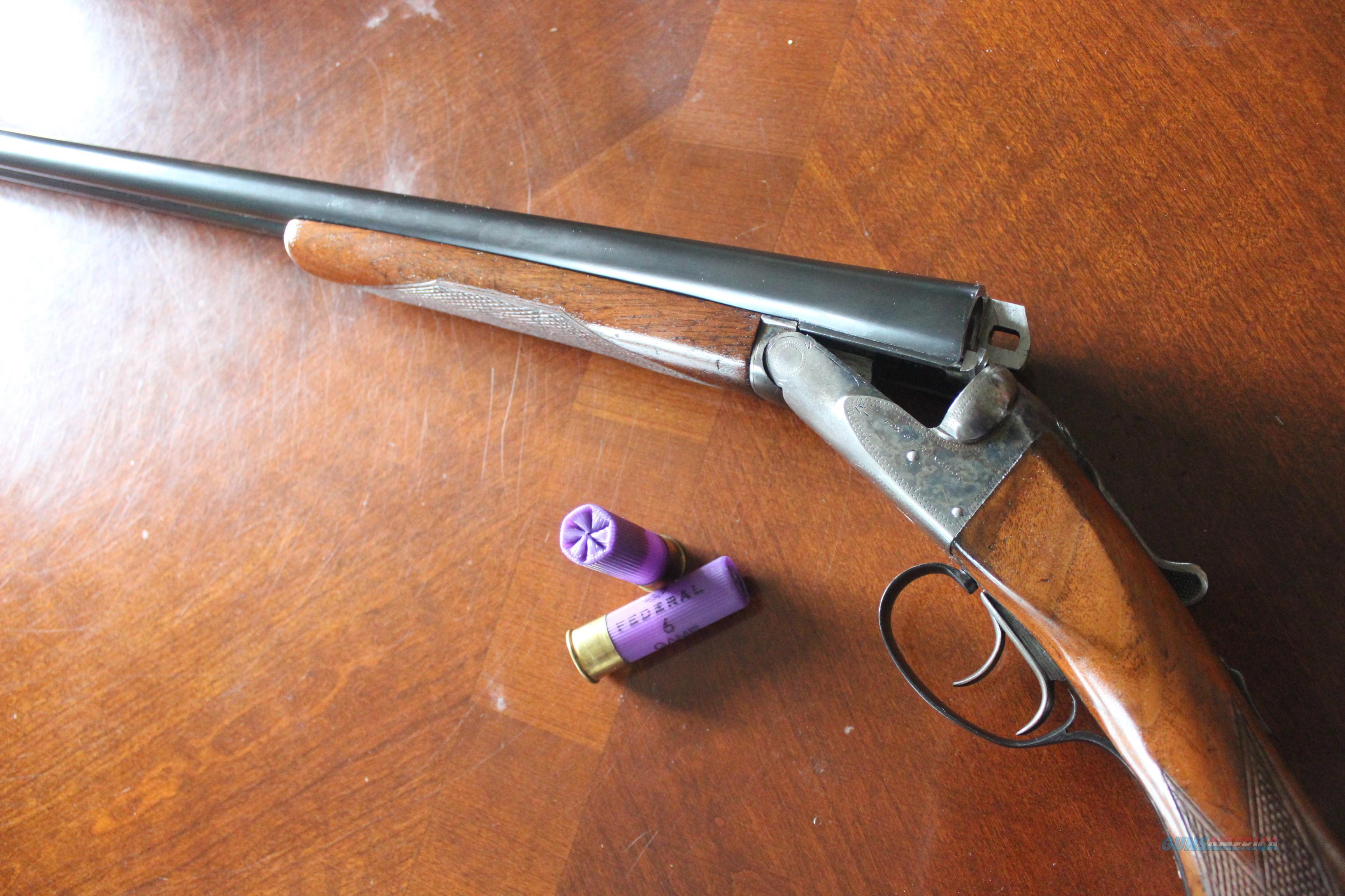 "Fox Sterlingworth 16 gauge Shotgun 28"" barrels  Guns > Shotguns > Fox Shotguns"