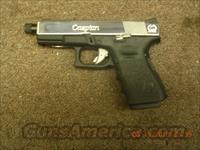 Custom Glock 19 9mm Hard Chrome  Guns > Pistols > Glock Pistols > 19