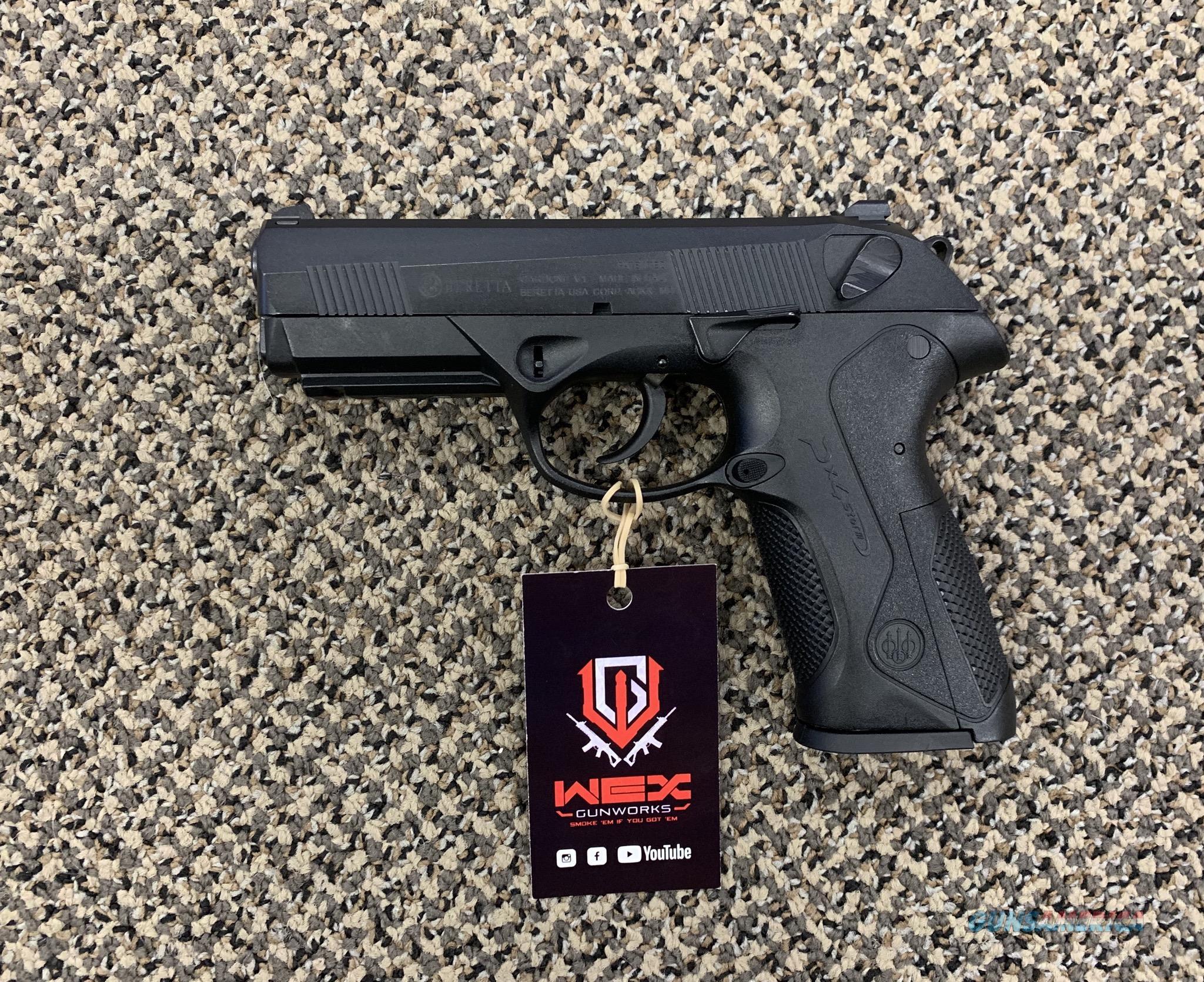 BERETTA PX4 STORM .40 S&W 3 7/8 INCH BBL  Guns > Pistols > Beretta Pistols > Polymer Frame
