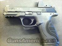 S&W M&P Pro Series Core 40 With TRIJICON optics  Guns > Pistols > Smith & Wesson Pistols - Autos > Polymer Frame