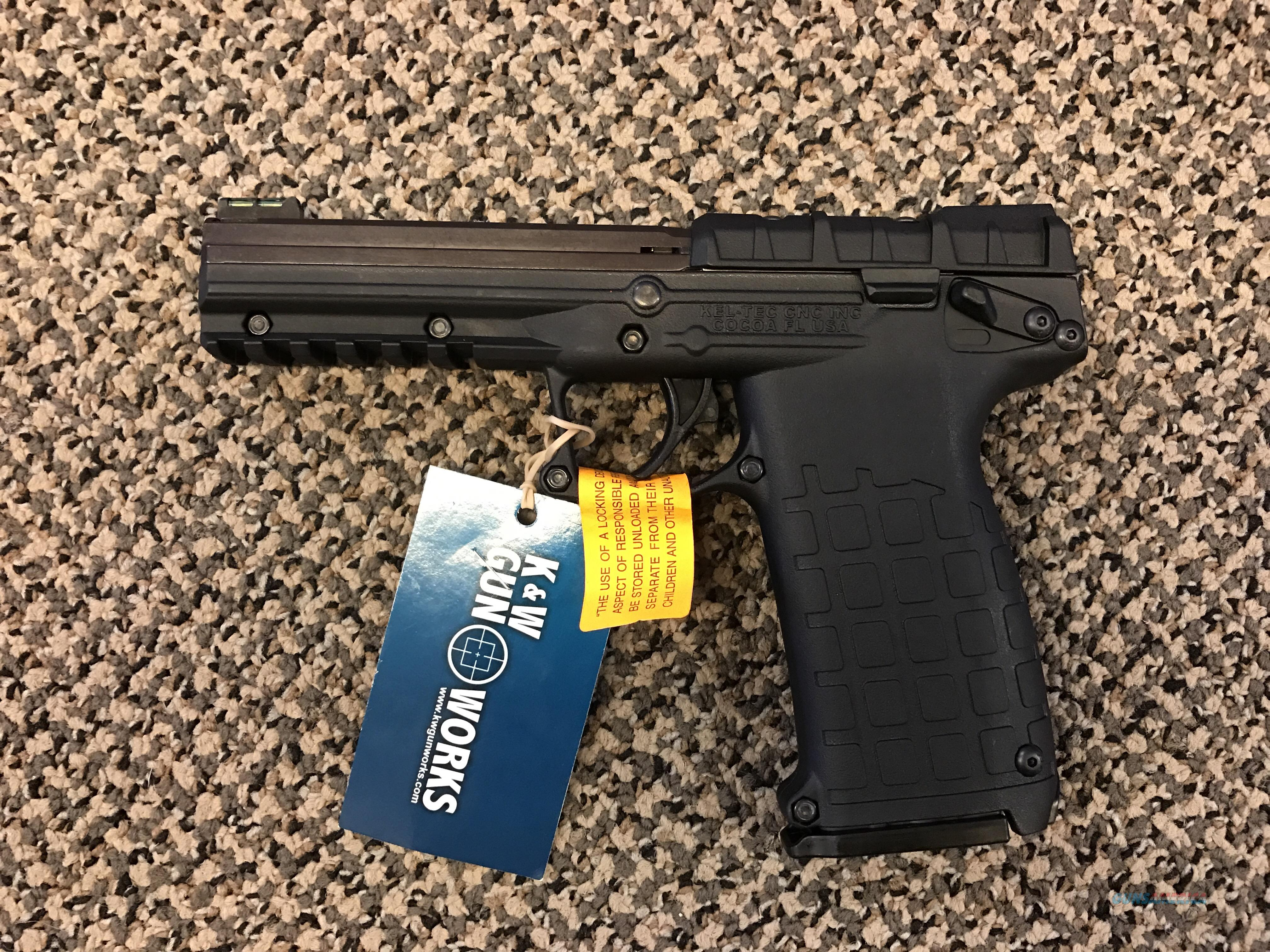 KEL-TEC PMR 30 BLACK .22 MAGNUM  NEW IN BOX  Guns > Pistols > Kel-Tec Pistols > .223 Type