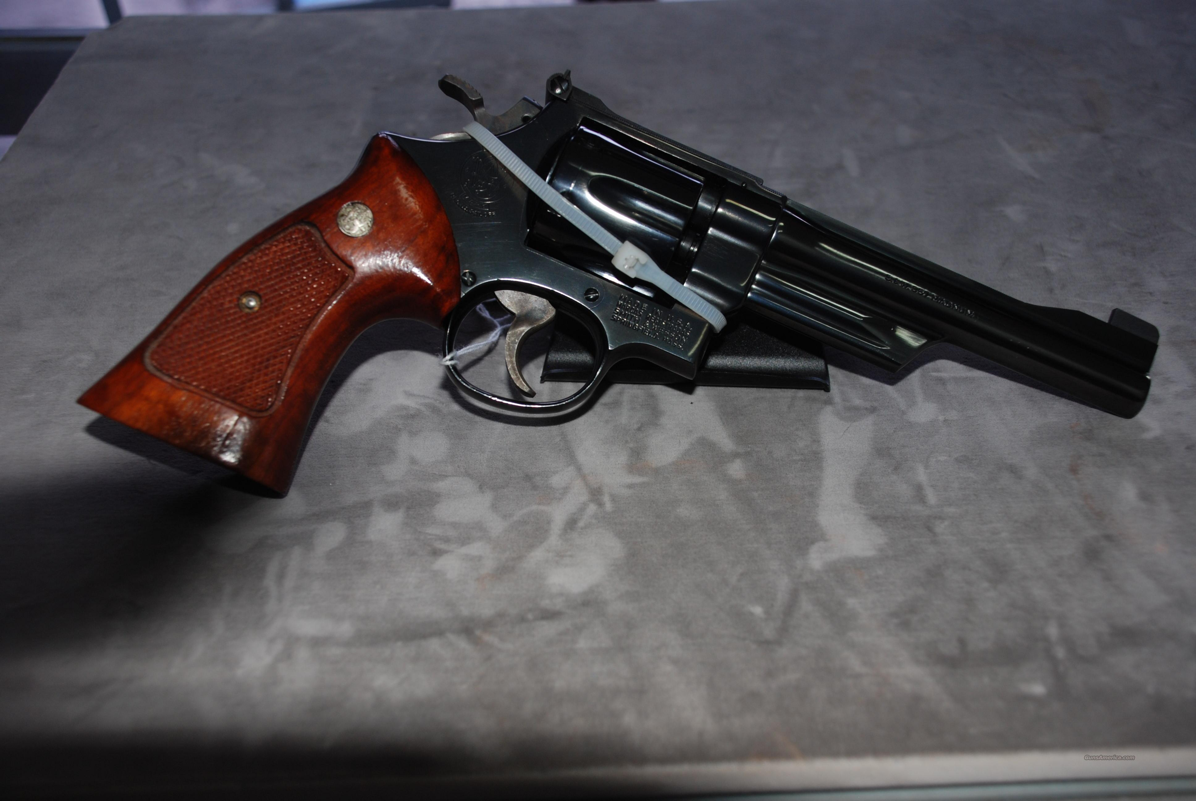 Smith and Wesson Model 27  Guns > Pistols > Smith & Wesson Revolvers > Full Frame Revolver