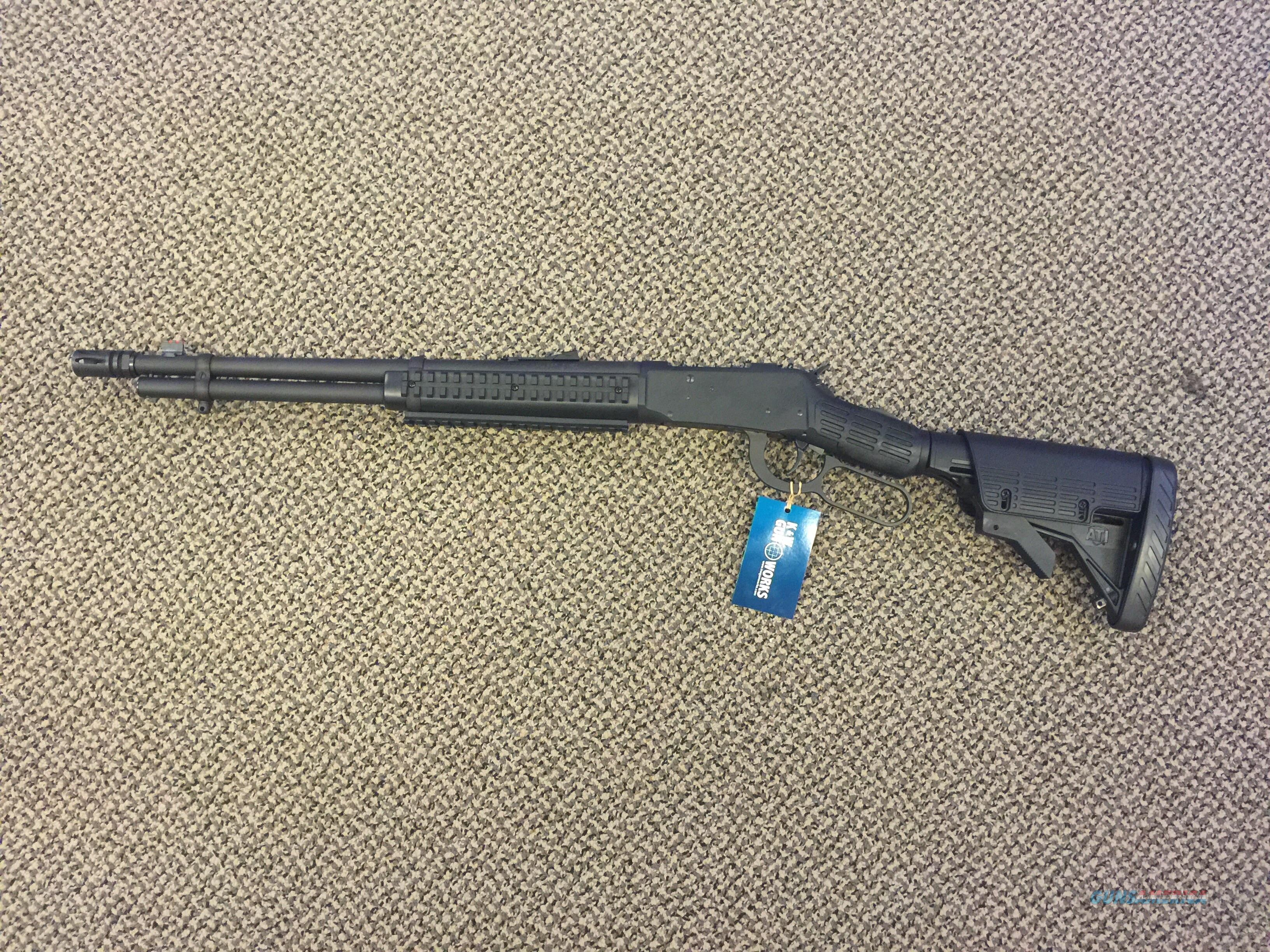 Mossberg 464 SPX Lever Action Rifle .30-30 Winchester NEW IN BOX  Guns > Rifles > Mossberg Rifles > Lever Action