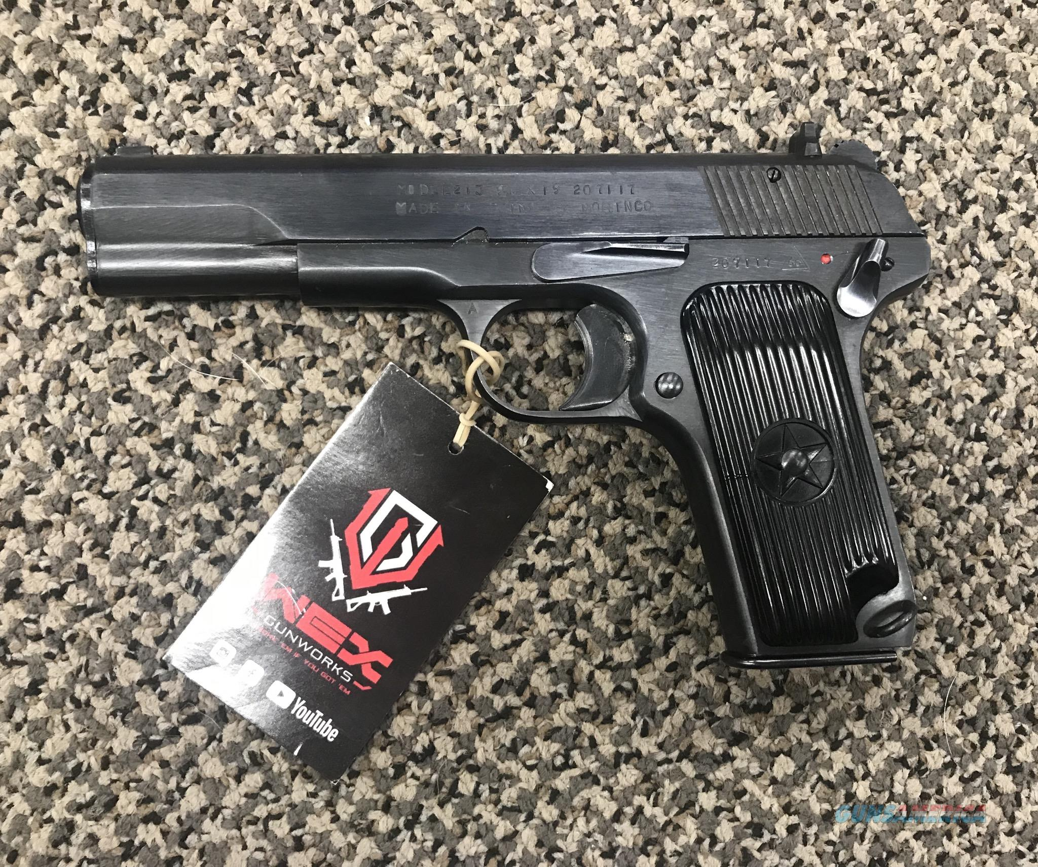 NORINCO MODEL 213 9MM 4 3/8 INCH BBL  Guns > Pistols > Norinco Pistols