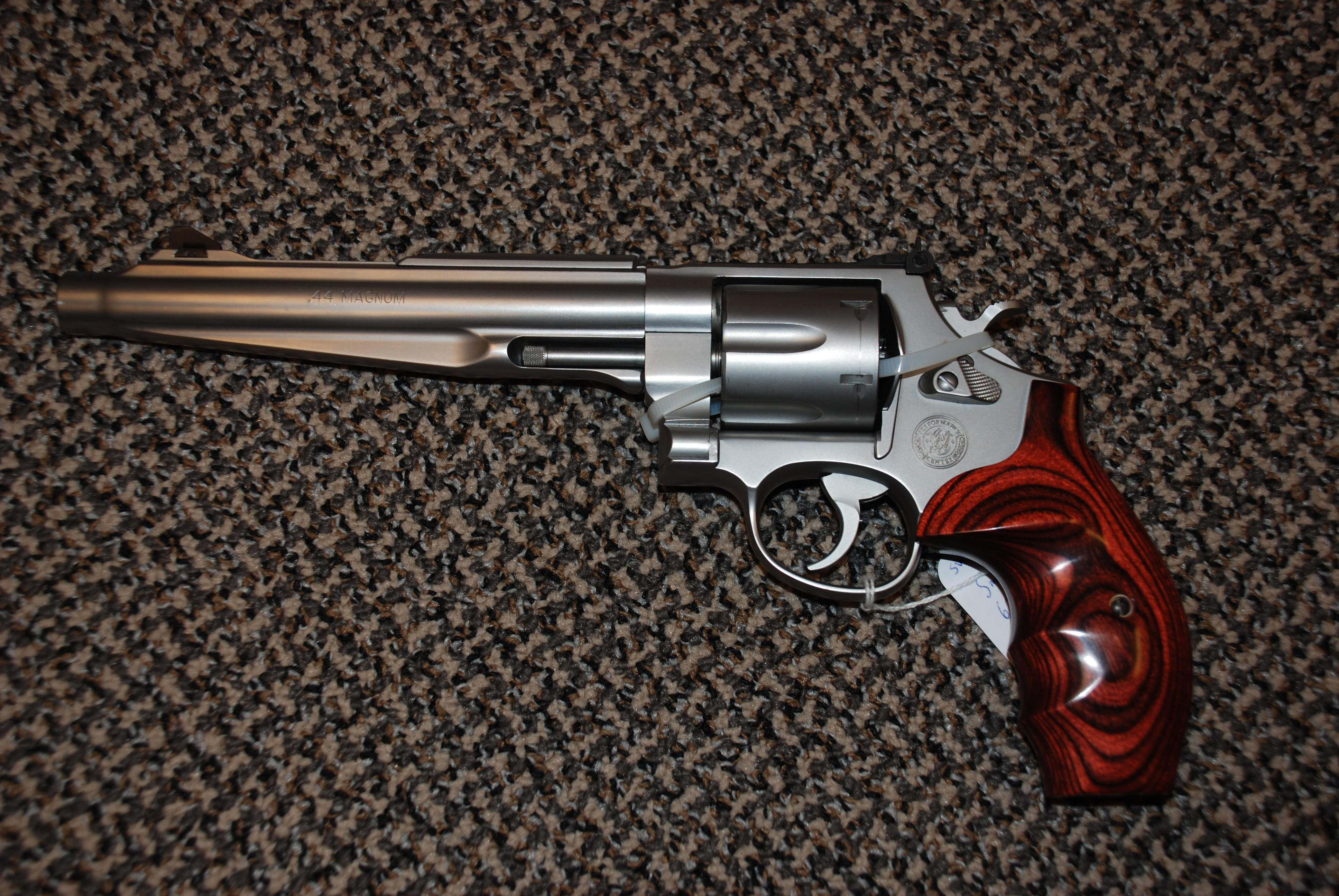 SMITH & WESSON PERFORMANCE CENTER MODEL 629 STAINLESS  Guns > Pistols > Smith & Wesson Revolvers > Performance Center
