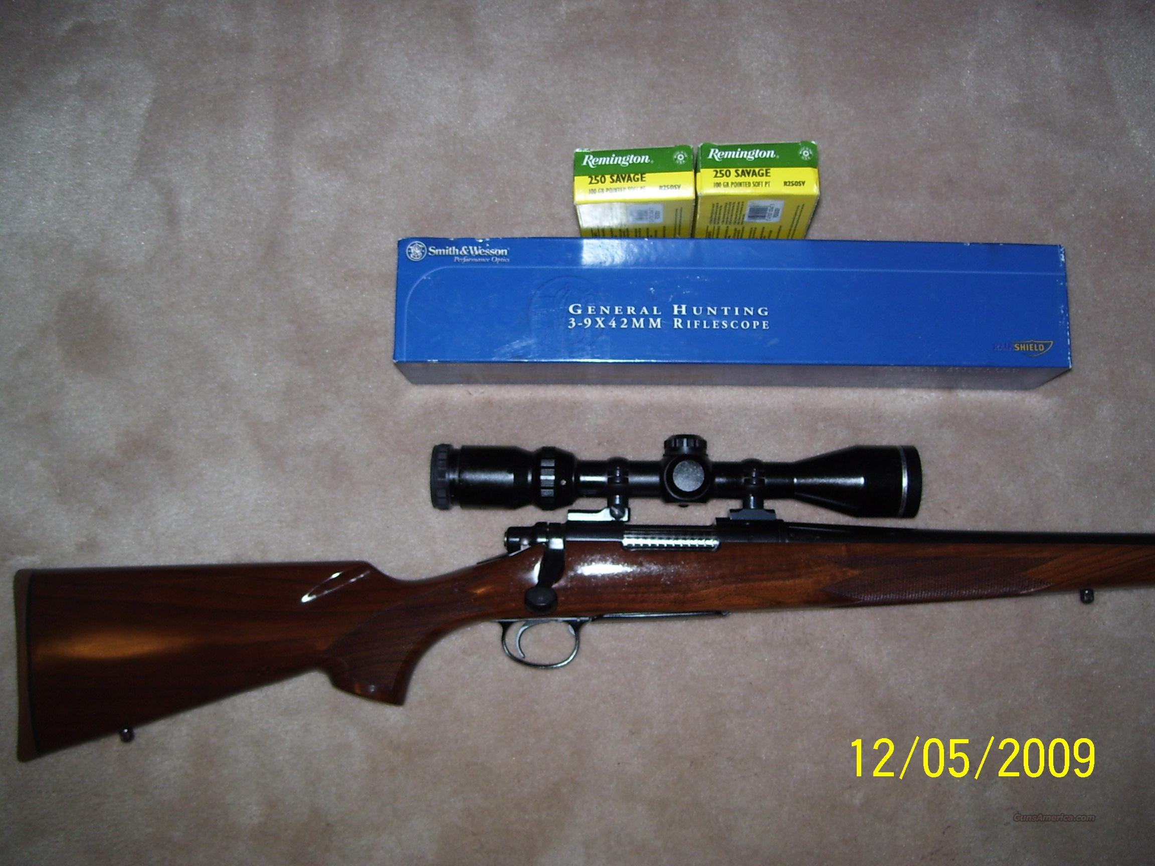 Remington 700 Classic 250 Savage  Guns > Rifles > Remington Rifles - Modern > Model 700 > Sporting