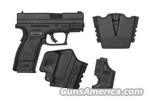 Springfield XDSC Subcompact-New  Guns > Pistols > Springfield Armory Pistols > XD (eXtreme Duty)