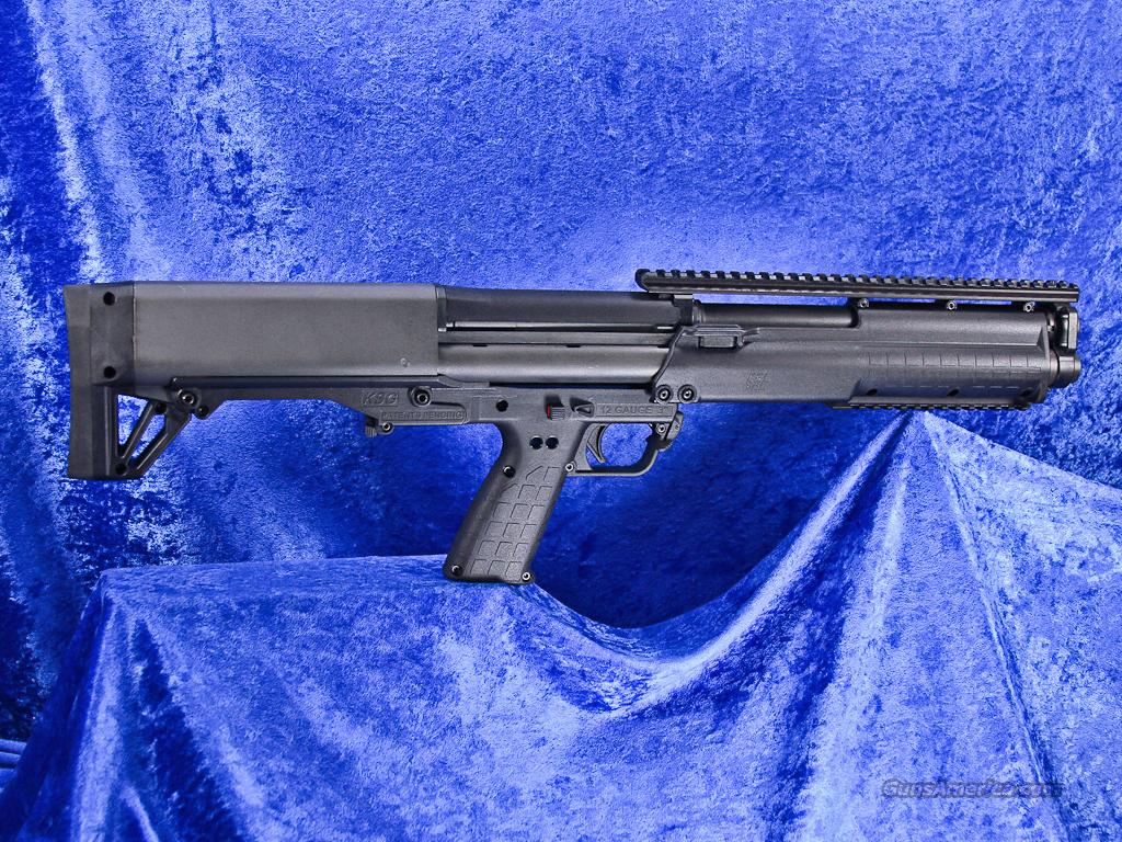 Kel-Tec KSG 12GA Black, Factory New CA OK  Guns > Shotguns > Kel-Tec Shotguns > KSG