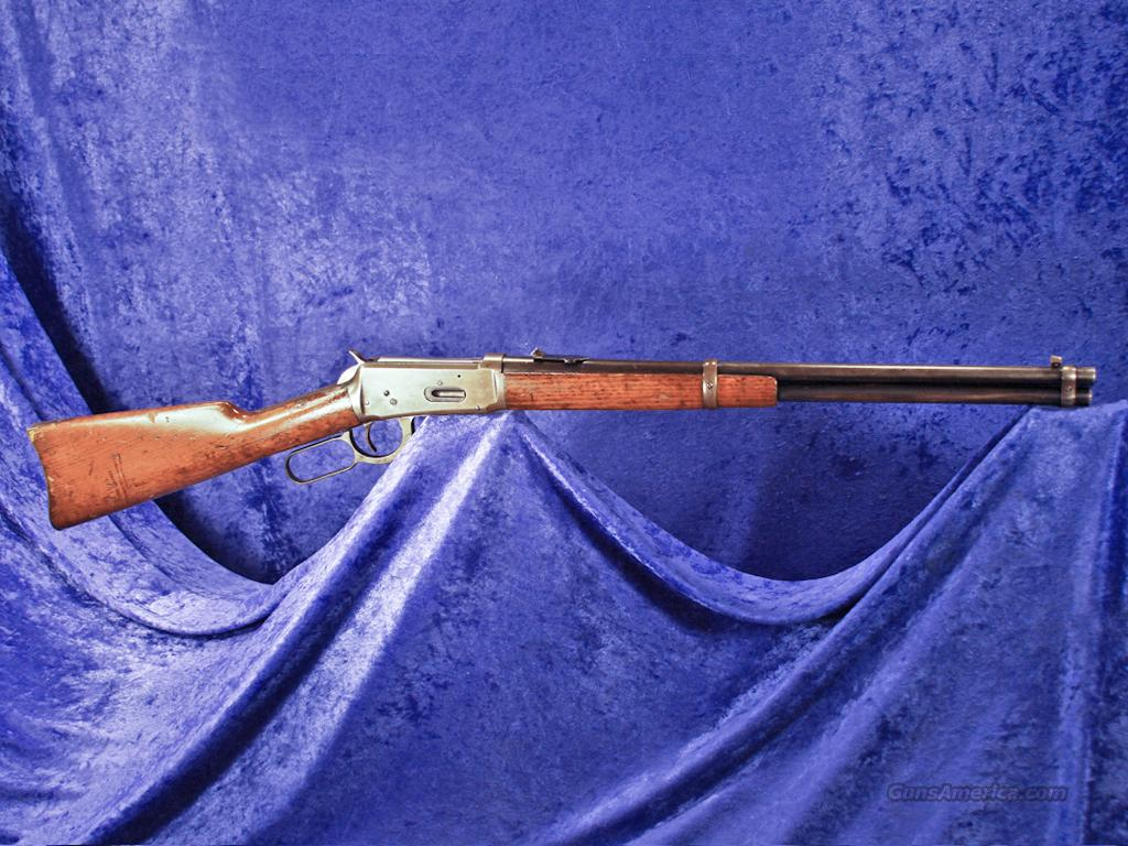 Winchester 1894 .30WCF, 1908 Production, CA OK  Guns > Rifles > Winchester Rifles - Modern Lever > Model 94 > Pre-64
