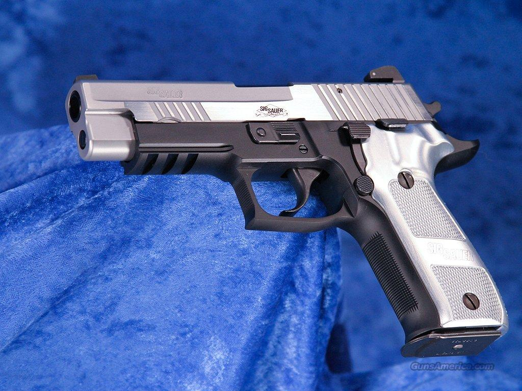 Which 357 Sig Pistols Are California Legal - 0425