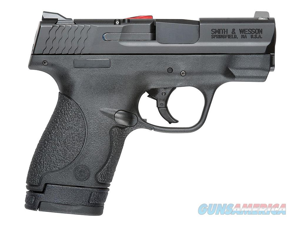 "Smith & Wesson M&P9 Shield 187021 3"" 9mm New CA OK M&P  Guns > Pistols > Smith & Wesson Pistols - Autos > Polymer Frame"