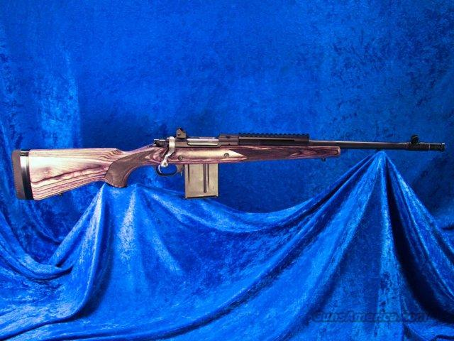 Ruger Gunsite Scout - 308 Winchester Rifle  Guns > Rifles > Ruger Rifles > #1 Type