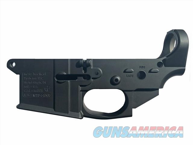 Mag Tactical MG-G4 Stripped Lower 5.56mm New CA OK  Guns > Rifles > AR-15 Rifles - Small Manufacturers > Lower Only