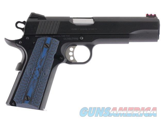 Colt Series 70 Competition Government Model 01970CCS - NO CA SALES   Guns > Pistols > Colt Automatic Pistols (1911 & Var)