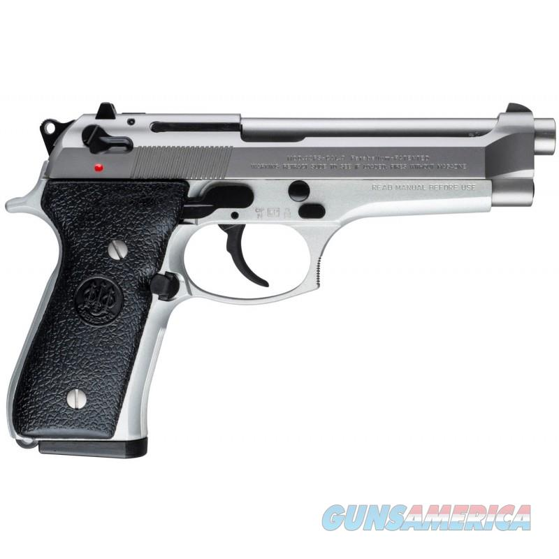 BERETTA 92FS INOX 9MM 10-RD, MADE IN ITALY, NEW JS92F520 CA OK  Guns > Pistols > Beretta Pistols > Model 92 Series