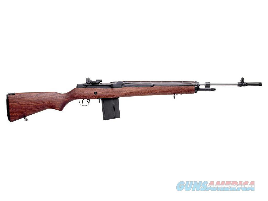 Springfield Armory M1A Loaded Stainless CA NEW MA9822CA  Guns > Rifles > Springfield Armory Rifles > M1A/M14