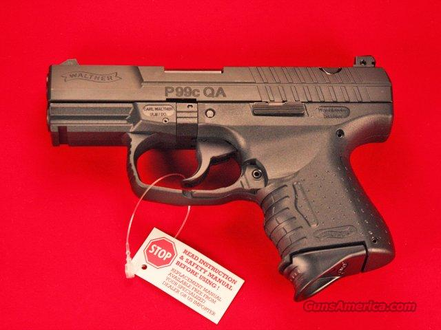 Walther P99c - 9mm Pistol  Guns > Pistols > Walther Pistols > Post WWII > P99/PPQ