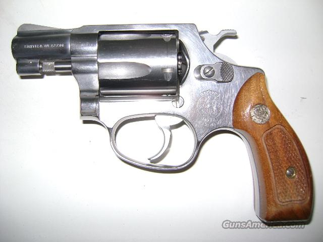 Smith & Wesson Model 60 .38 Special Stainless Steel                                      Guns > Pistols > Smith & Wesson Revolvers > Pocket Pistols