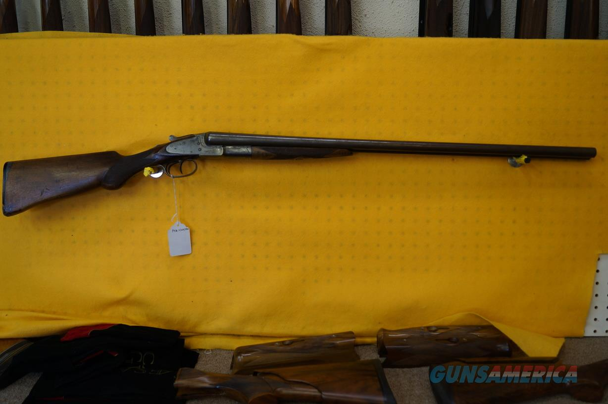 "L.C. Smith 12ga. 30"" Sidelock  Guns > Shotguns > L.C. Smith Shotguns"
