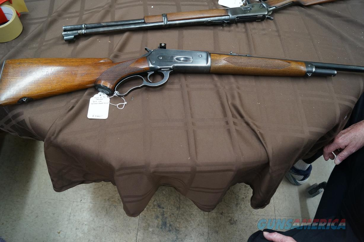 Winchester M71 Deluxe   Guns > Rifles > Winchester Rifles - Modern Lever > Other Lever > Pre-64