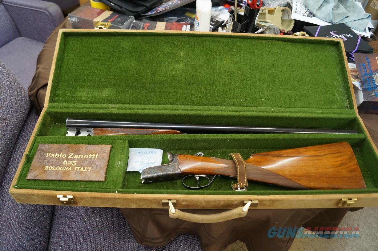 "Fabio Zanotti Model 625 12ga 28"" SxS  Guns > Shotguns > F Misc Shotguns"