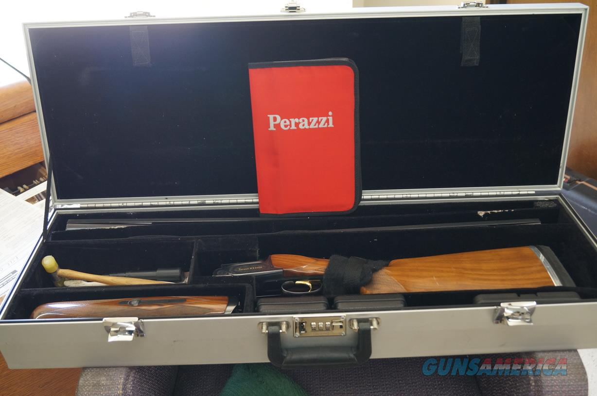 Perazzi MX2000 Two Barrel Carrier Barrel Set   Guns > Shotguns > Perazzi Shotguns