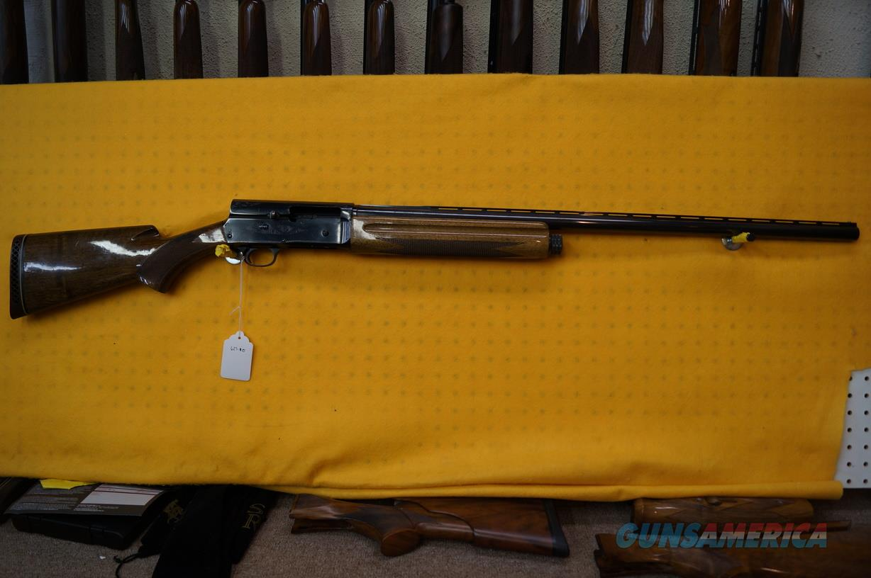 "Browning A5 Magnum 12ga 29 1/2"" barrels   Guns > Shotguns > Browning Shotguns > Autoloaders > Hunting"
