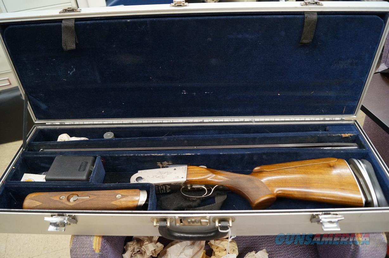 """Krieghoff K80 12ga 30"""" Tube Set  Guns > Shotguns > Krieghoff Shotguns"""