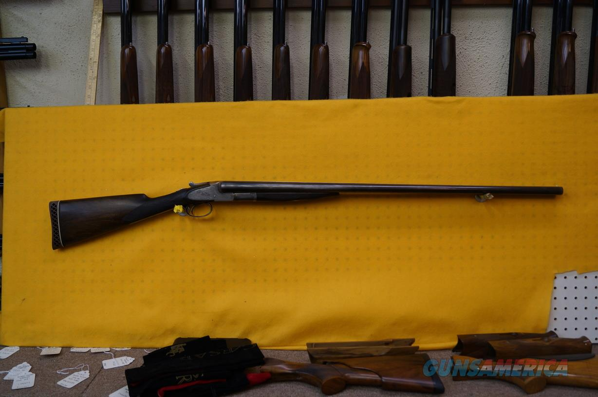 "Hunter Arms/ L.c. Smith Grade 2E Two Barrel 28/32"" Set  Guns > Shotguns > L.C. Smith Shotguns"