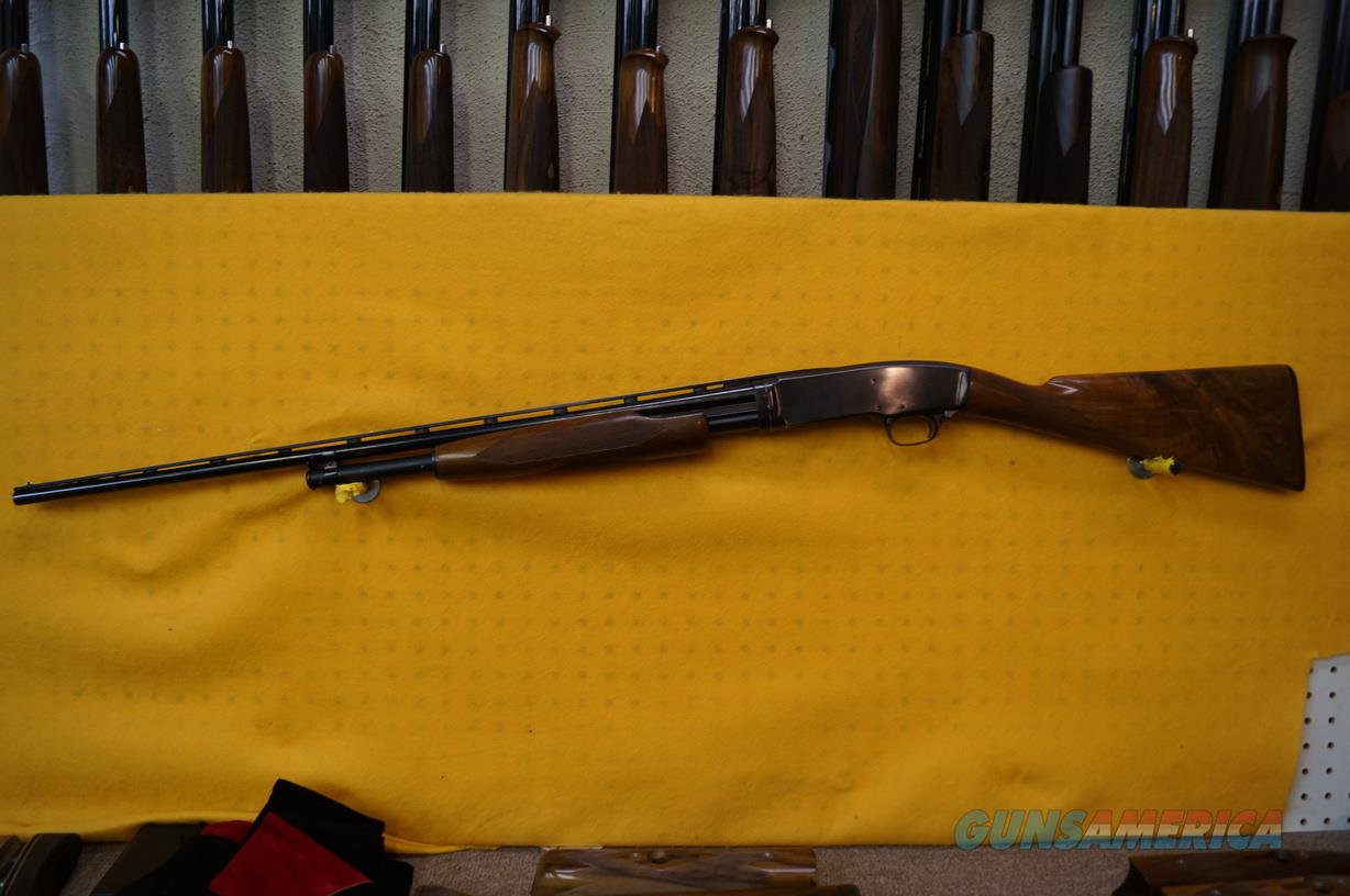 "Winchester Model 42 .410 28""  Guns > Shotguns > Winchester Shotguns - Modern > Pump Action > Hunting"