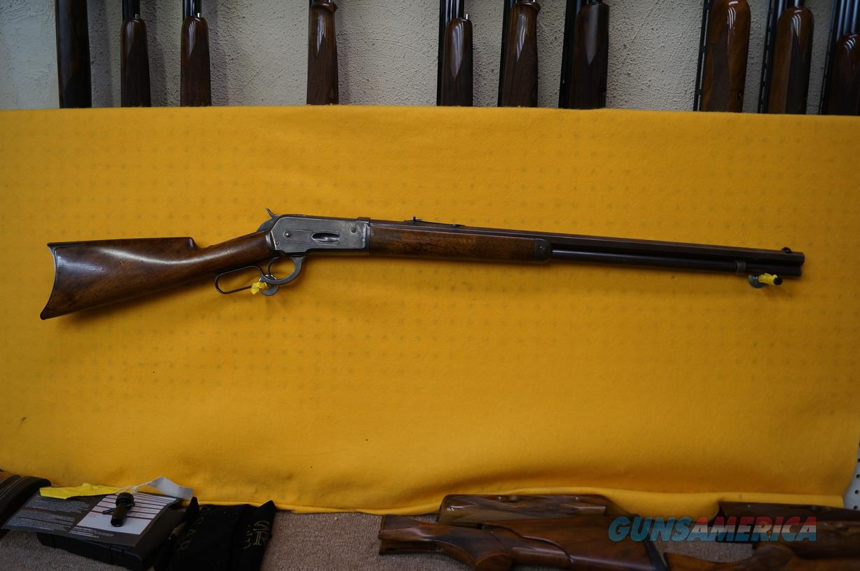 "Winchester Model 1886 Lever Action 26""  Guns > Rifles > Winchester Rifles - Pre-1899 Lever"
